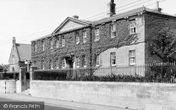 Northleach, The Hospital c.1960