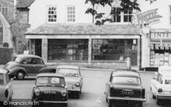 Northleach, The Post Office c.1965