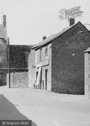 Northleach, Village Shop c.1960