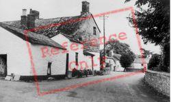 Ashbury Road c.1960, Northlew
