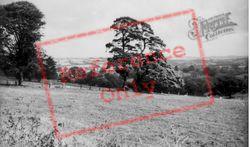 General View c.1960, Northlew