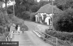 The Bridge And Cottage 1961, Northlew