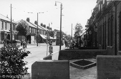 Bexley Road c.1955, Northumberland Heath