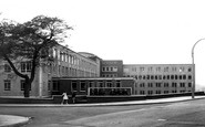 Northwich, Brunner House c1960