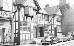 Northwich, Brunner Public Library c.1960