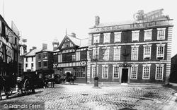 Northwich, Bull Ring 1903