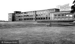 Northwich, County Grammar School For Girls c.1960
