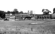 Northwich, Hartford Secondary Modern School c1960