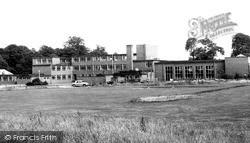Northwich, Hartford Secondary Modern School c.1960