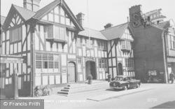 Northwich, Sir John Brunner Library c.1960