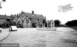 Northwich, Sir John Deane's Grammar School c.1955