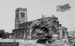 Northwich, St Helen's Witton Church c.1960