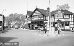 Northwich, The Bull Ring c.1960