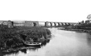 Northwich, the Viaduct 1898