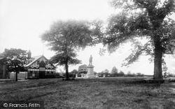 Northwich, Verdin Park 1898