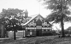 Northwich, Verdin Park, Verdin Public Baths 1898