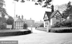 Northwich, Victoria Infirmary c.1960