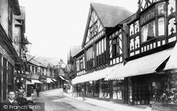 Northwich, Witton Street 1903