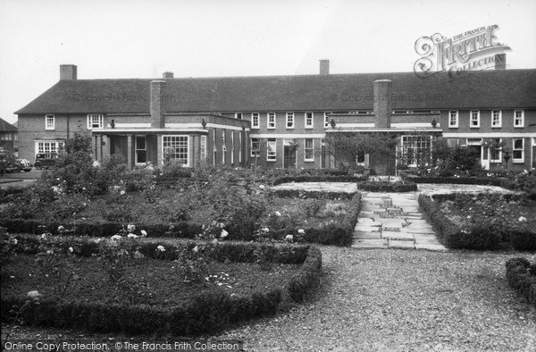 Photo Of Northwood And Pinner Hospital C 1950