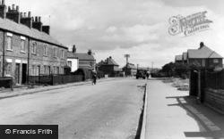 Norton, Beverley Road c.1955, Norton-on-Derwent