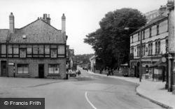 Norton, Church Street c.1960, Norton-on-Derwent