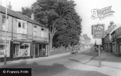 Norton, Church Street c.1965, Norton-on-Derwent