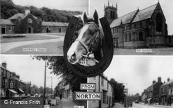Norton, Composite c.1960, Norton-on-Derwent