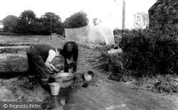 Norton, Fish Hatchery c.1960, Norton-on-Derwent