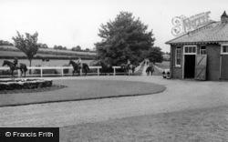 Norton, Highfield Stables c.1960, Norton-on-Derwent