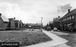 Norton, Howe Road c.1955, Norton-on-Derwent