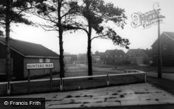 Norton, Hunters Way c.1965, Norton-on-Derwent