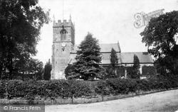 Norton In Hales, St Chad's Church 1899