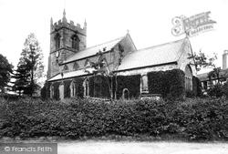 Norton In Hales, St Chad's Church  1911