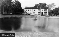 Norton On Tees, The Pond c.1965