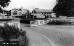 Norton, Secondary School c.1965, Norton-on-Derwent