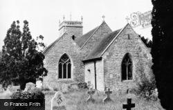 St James Church c.1955, Norton
