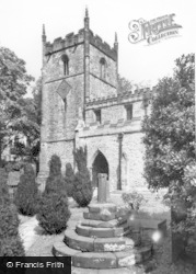 Norton, St James Church c.1960