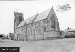 Norton, St Peter's Church c.1960, Norton-on-Derwent