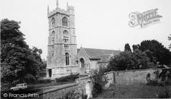 Norton St Philip, Church Of St Philip And St James  c.1960