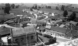 Norton St Philip, From The Church Tower c.1960