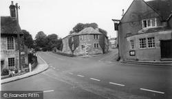 Norton St Philip, The Bath Road c.1960