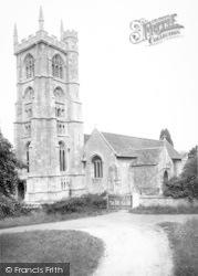 Norton St Philip, The Church c.1960