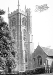 Norton St Philip, The Church Of St Philip And St James c.1960