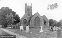 Norton St Philip, The Church (Xiv Century) c.1950