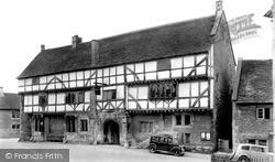 Norton St Philip, The George Inn c.1950