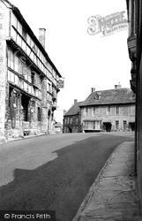 Norton St Philip, The Plain c.1960