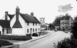 The Village c.1955, Norton
