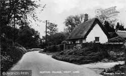 Village c.1955, Norton
