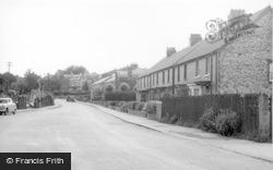 Norton, Welham Road c.1955, Norton-on-Derwent