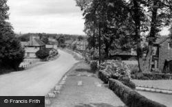 Norton, Welham Road c.1960, Norton-on-Derwent